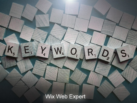 Importance of Keywords in Your Wix Website 2020 | Wix Web Expert Blogs