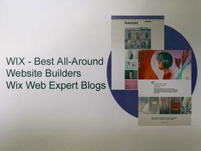 WIX - Best All-Around Website Builders | Wix Web Expert Blogs