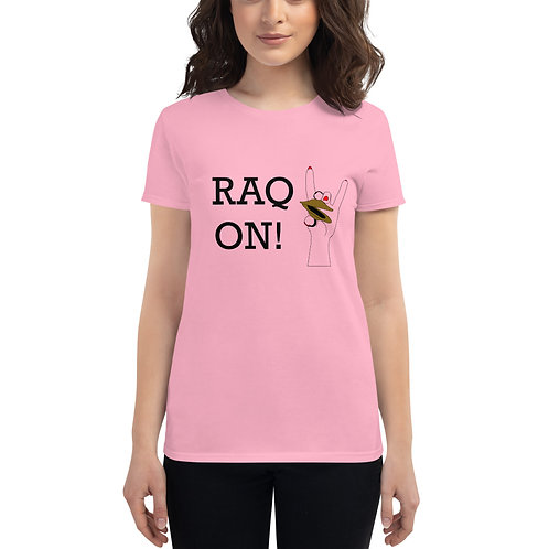 Raq On! Tee