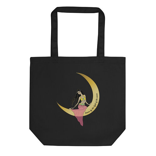 Dance by the light of the moon Eco Tote Bag