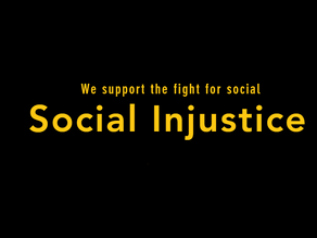 OUR STATEMENT ON RACIAL INJUSTICES