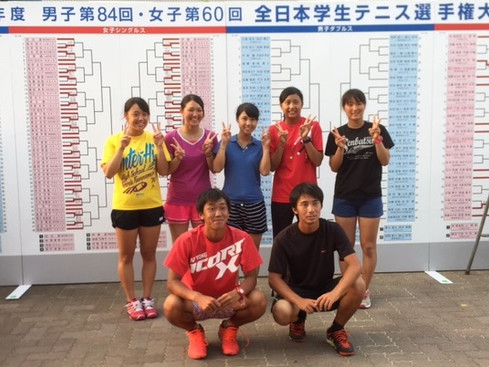 H28全日本学生テニス選手権