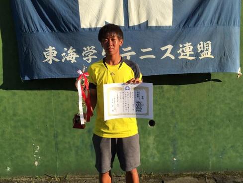 平成27年東海学生テニス選手権大会