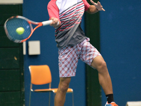 H27 東海学生選抜室内テニス選手権大会
