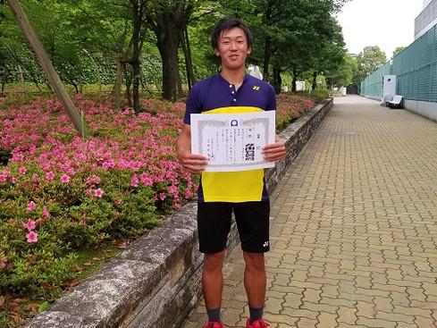 H30 東海学生春季テニストーナメント大会