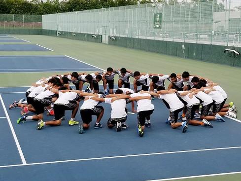 H29東海大学対抗テニスリーグ
