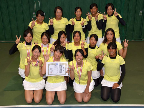 H26 東海学生対抗テニスリーグ戦