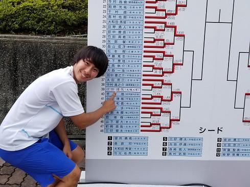 H29全日本学生テニス選手権