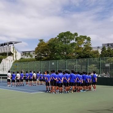 H30 東海大学対抗テニスリーグ