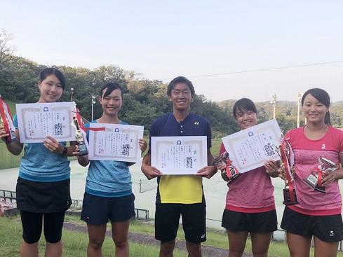 H30 東海学生テニス選手権大会
