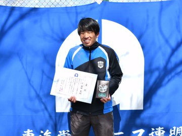 R2 東海学生新進テニストーナメント大会