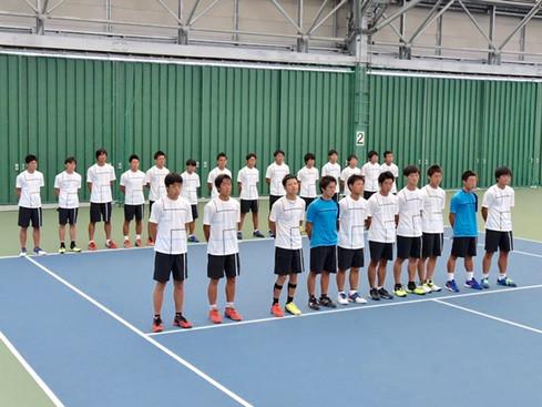 H28東海大学対抗テニスリーグ戦