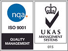 NQA ISO 9001 Quality Management Logo