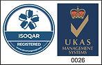 Alcumus ISOQAR ISO 45001:2018 Logo