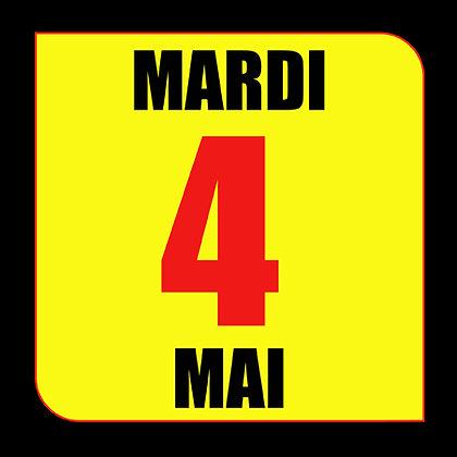 STAGE Circuit du Luc - Mardi 4 Mai