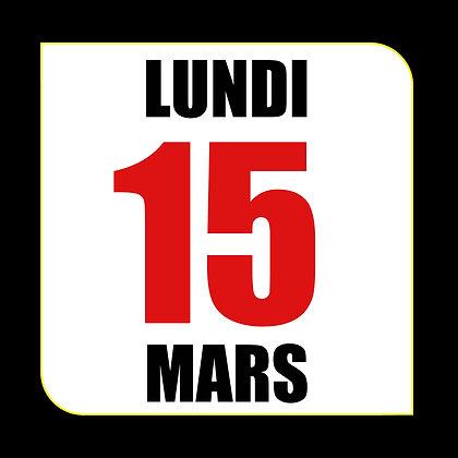 Circuit du Luc - Lundi 15 Mars