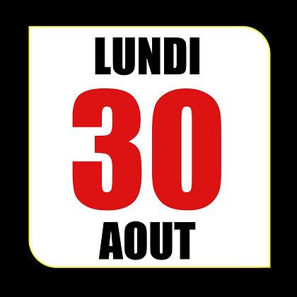Circuit du Luc - Lundi 30 Août