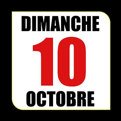 Circuit du Luc - Dimanche 10 Octobre