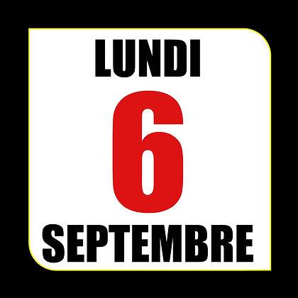 Circuit du Luc - Lundi 6 Septembre