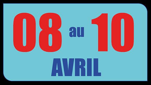 Circuit d'ARAGON (Espagne) - du 8 au 10 Avril