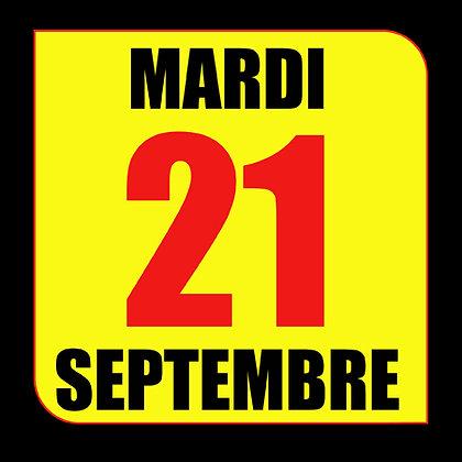 STAGE Circuit du Luc - Mardi 21 Septembre