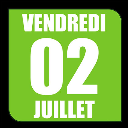 Circuit d'Alès - Vendredi 2 Juillet
