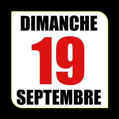 Circuit du Luc - Dimanche 19 Septembre
