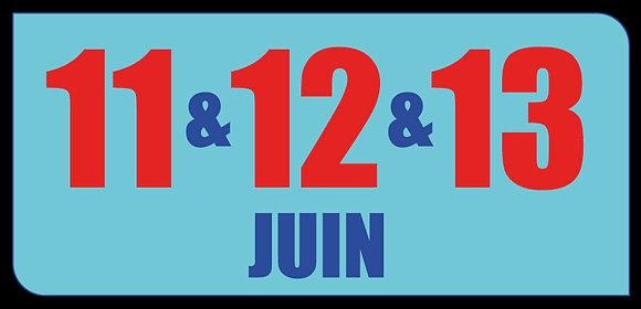 Circuit de CRÉMONA (Italie) - 11 au 13 Juin