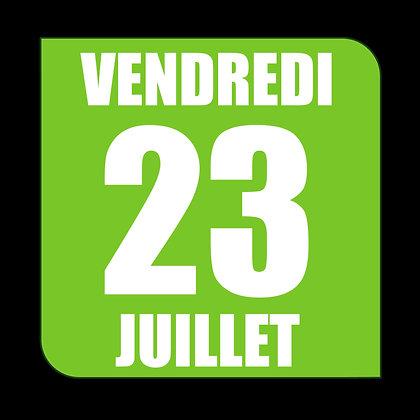 Circuit d'Alès - Vendredi 23 Juillet