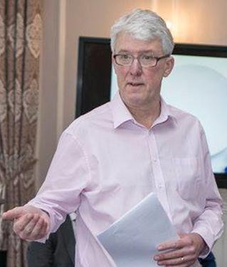 Our CEO, Martin O'Connor