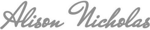 Alison Nicholas Speech Therapy Logo