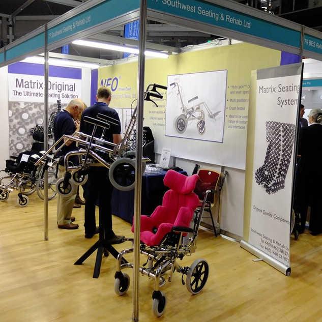 NeoMatrix Exhibition
