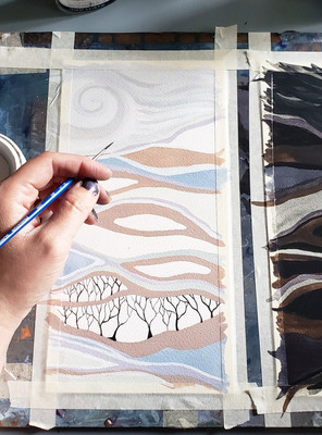 Process Video: Day and Night