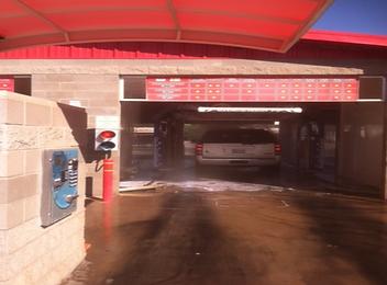 Lone Star Car Wash Levelland, TX Westech