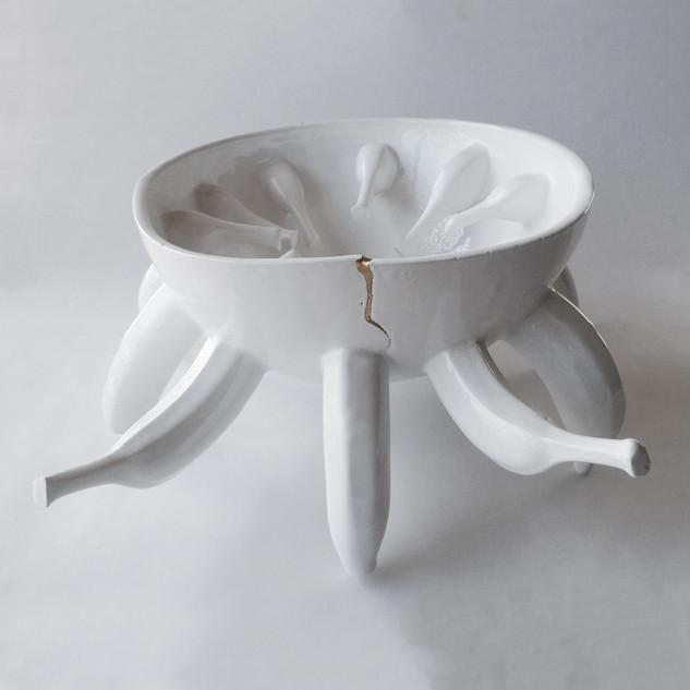 Banana Bowl #8 (SOLD)