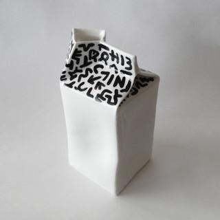 Interpretation Milk  Carton 12