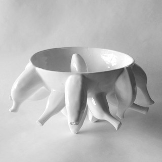 Small Banana Bowl #3