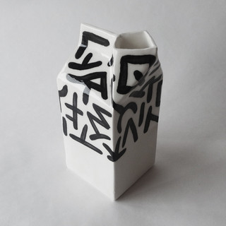 Interpretation Milk Carton #11