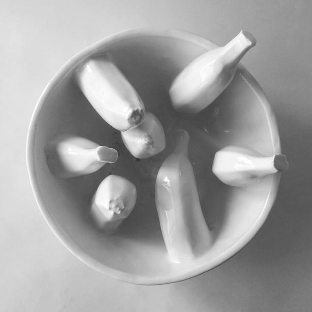 Holey Banana Bowl #5