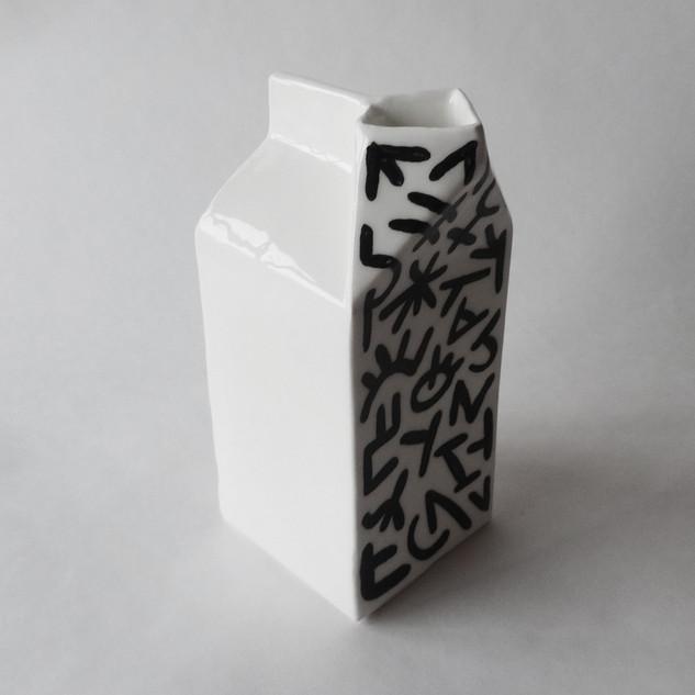 Interpretation Milk Carton #9