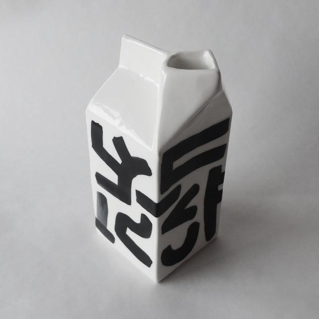 Interpretation Milk Carton #1