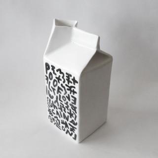 Interpretation Milk  Carton 13