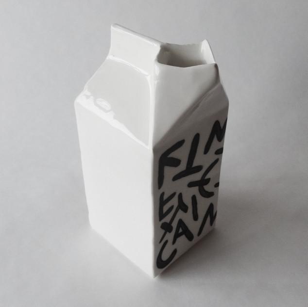 Interpretation Milk Carton #8