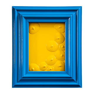 Blue & Yellow (SOLD)