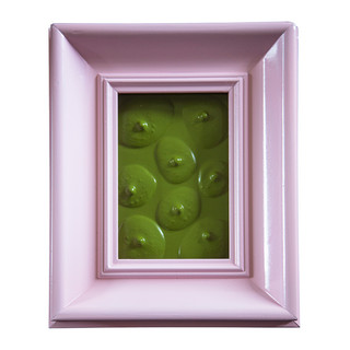 Pink & Green (SOLD)