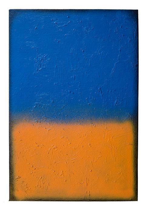 Orange and Blue #2