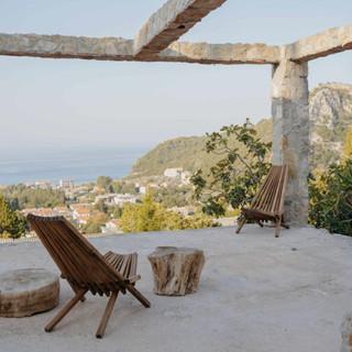 Montenegro-relaxation-seaview
