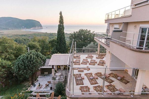 Retreat-Montenegro-Lake view