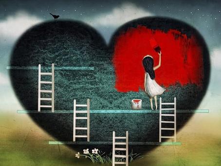 Guérir mes blessures émotionnelles et devenir co-créatrice de ma vie