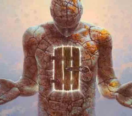 La salida es hacia adentro, como curando mis heridas comienzo a co-crear mi vida